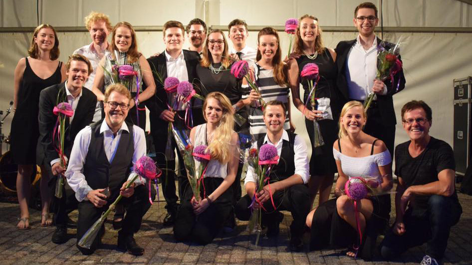 Foto: Fontys Jazz Choir